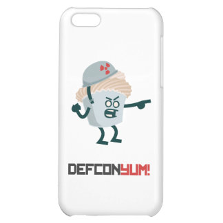 Defcon YUM! Chewmee and Logo iPhone Case Cover For iPhone 5C