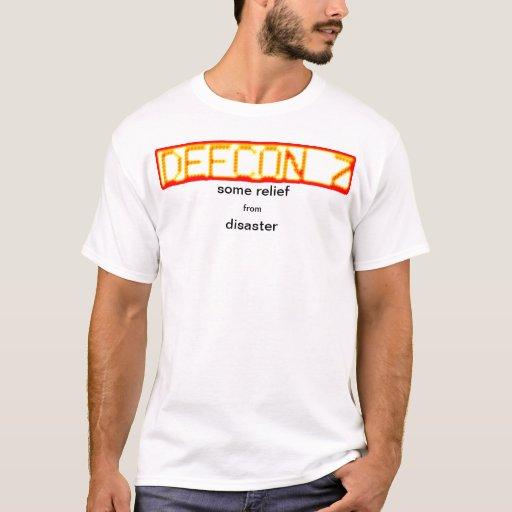 Defcon Z disaster relief Fantasy Concert Series T-Shirt