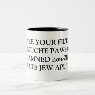 Defeat antiChrist Mug
