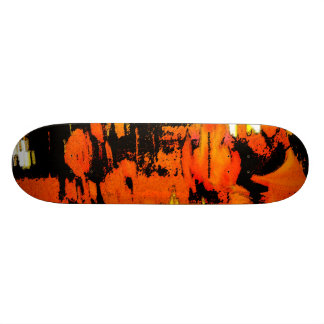 Defeat At The Hands Of The Dragon Custom Skate Board