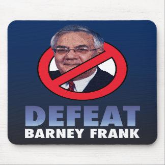 Defeat Barney Frank Mousepad