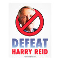 Defeat Harry Reid Flyer