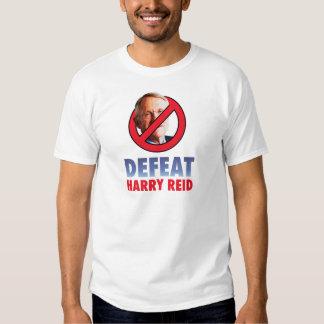 Defeat Harry Reid T Shirt
