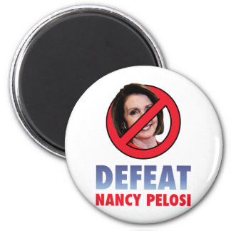 Defeat Nancy Pelosi Magnet