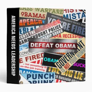 Defeat Obama 2012 Binder