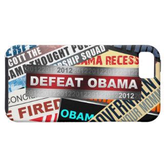 Defeat Obama 2012 iPhone SE/5/5s Case