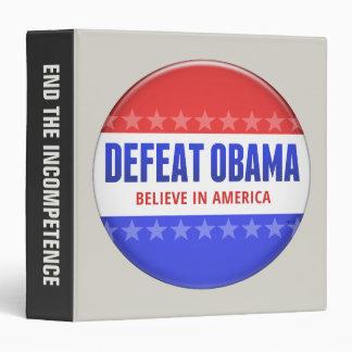 Defeat Obama Binder