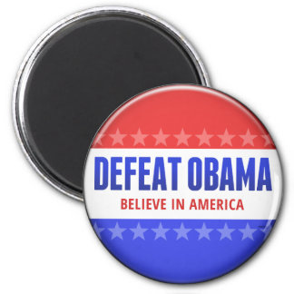 Defeat Obama Magnet