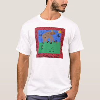 Defeat of the Monster T-Shirt