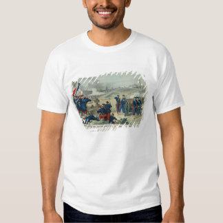 Defeat of the Rebels Entrenched in the Cemetery Shirt