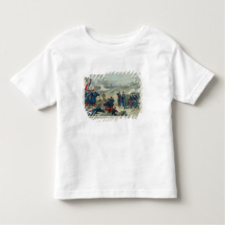 Defeat of the Rebels Entrenched in the Cemetery T Shirt