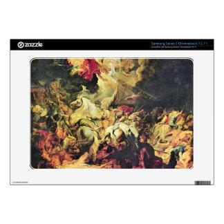 Defeat Sanheribs by Paul Rubens Samsung Chromebook Decals