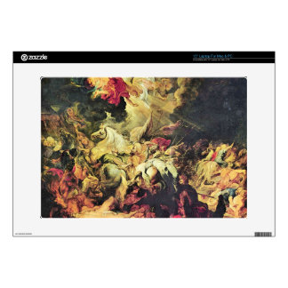 Defeat Sanheribs by Paul Rubens Decal For Laptop