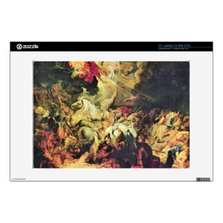 "Defeat Sanheribs by Paul Rubens 13"" Laptop Decal"