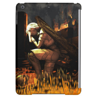 Defeated Cover For iPad Air