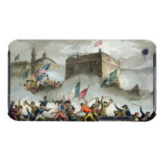 Defence of the breach at St. Jean d'Acre, May 8th iPod Case-Mate Cases