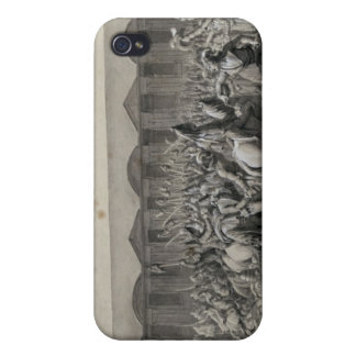 Defence of the National Convention iPhone 4 Case