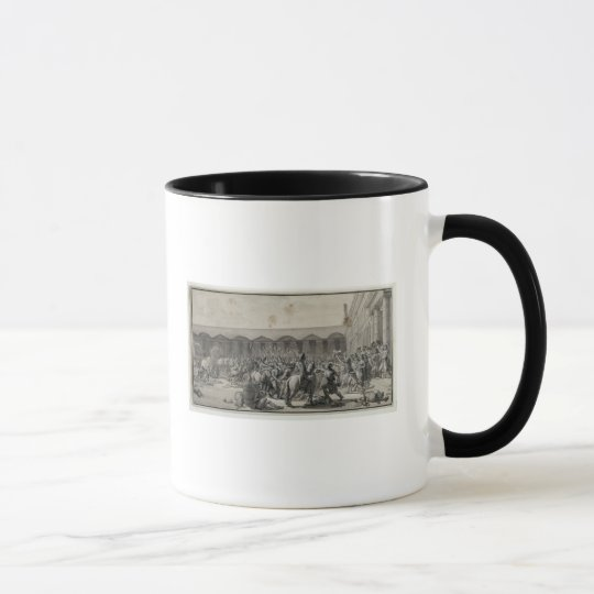 Defence of the National Convention Mug