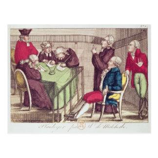 Defence Speech of Monsieur de Malesherbes Post Cards
