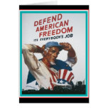 Defend American Freedom Cards