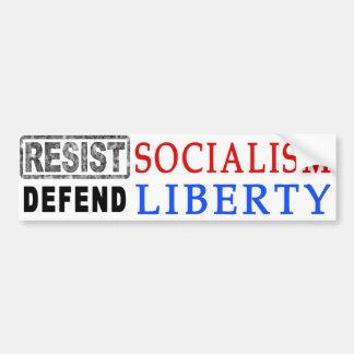 Defend Liberty bumper sticker Car Bumper Sticker