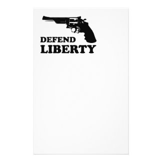 Defend liberty flyer
