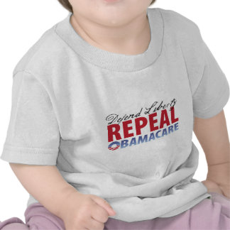 Defend Liberty Repeal Health Care Tees