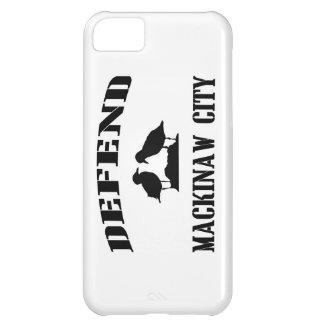 Defend Mackinaw City iPhone 5C Case