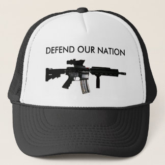 Defend Our Nation Hat