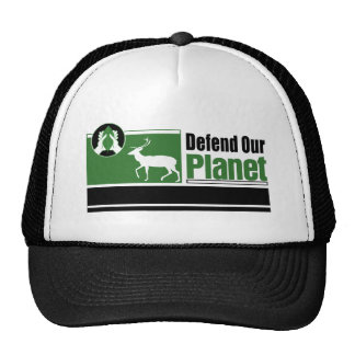 Defend Our Planet Hats