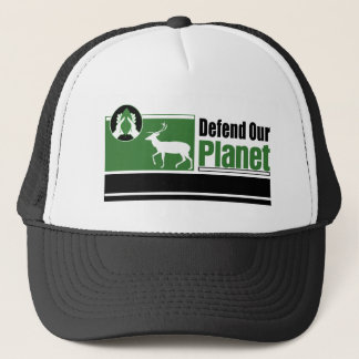 Defend Our Planet Trucker Hat