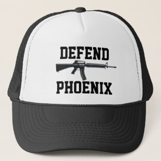 Defend Phoenix Hat