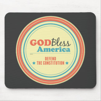 Defend The Constitution Mouse Pad