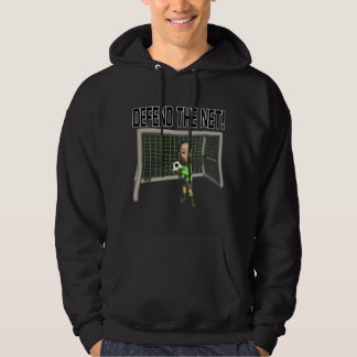 Defend The Net Hoodie