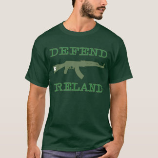Defend your motherland T-Shirt