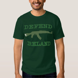 Defend your motherland t-shirts
