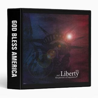 Defender of Liberty Binder