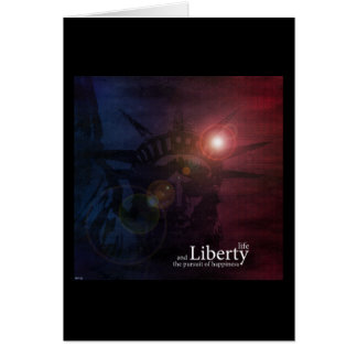 Defender of Liberty Card
