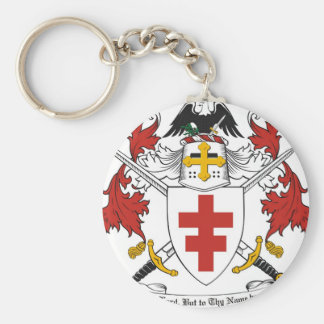 DEFENDER OF THE FAITH  KNIGHTS TEMPLAR EMBLEM KEYCHAIN