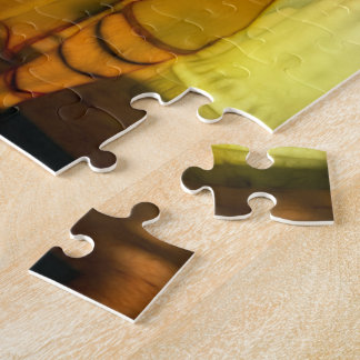 Defender Science Fiction Art Jigsaw Puzzle
