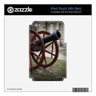 Defender iPod Touch 4G Skins