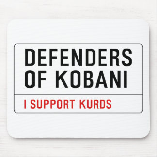 DEFENDERS OF KOBANI MOUSE PAD