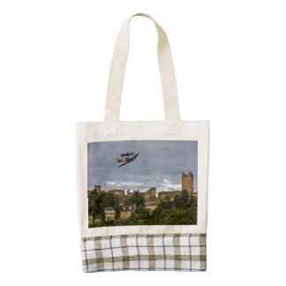 Defenders Of The Town Zazzle HEART Tote Bag