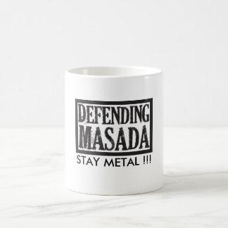 Defending Masada Mug