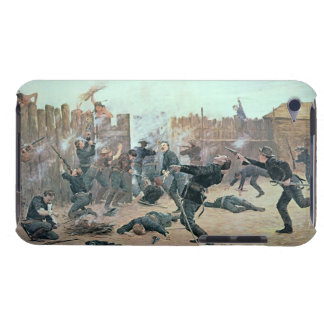 Defending the Fort: Indians attack a U.S. Cavalry iPod Touch Covers