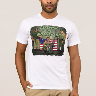 Defending the Homieland T-Shirt