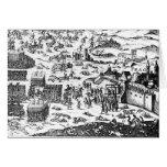 Defenestration de Praga, 1618 Felicitacion