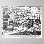 Defenestration de Praga, 1618 Posters