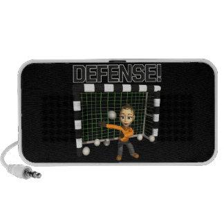 Defensa Altavoz De Viajar