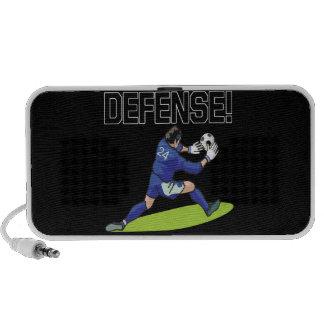 Defensa Mini Altavoz